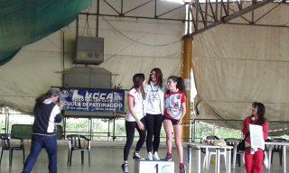 Campionato Regionale Pattinaggio freestyle Zanobini Rotunno Agostini