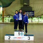 Campionato Regionale RollerCross 2016 Lucca Pattinaggio Podio