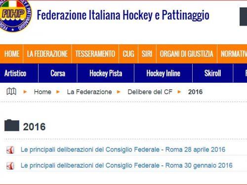 FIHP CAMBIATO IL REGOLAMENTO DI AMMISSIONI AGLI ITALIANI FREESTYLE PER SPEED FREE JUMP E HIGH JUMP