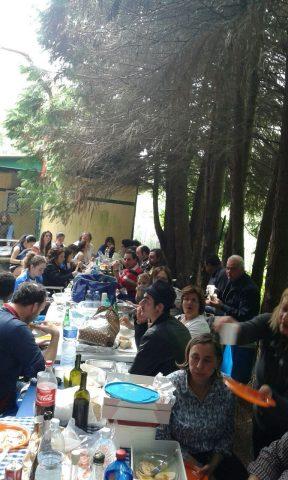 Gara FIHP 2016 Speed 17 Aprile Lucca - I genitori pranzo FM