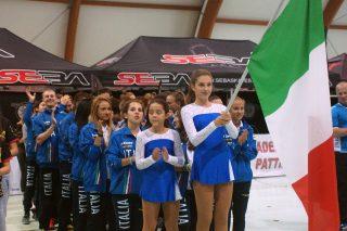 Nazionale Italiana Freestyle 2015