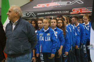 Nazionale Italiana Freestyle 2015 2