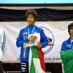 Valerio Degli Agostini Campione Europeo 2015