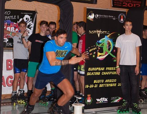 FIHP CAMPIONATO ITALIANO PATTINAGGIO 2016 FREESTYLE ANALISI DISCIPLINA SPEED I TEMPI DEGLI ATLETI