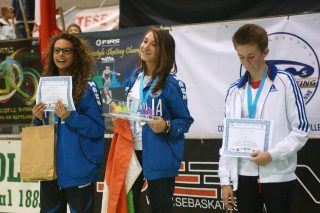 Campionato Europeo Sveva Puricelli Speed