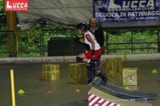 Lucca Rollercross fase della gara pattinaggio63
