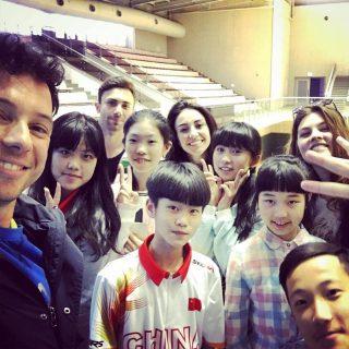 Pattinaggio Open Korea GianMarco Rosato 2015