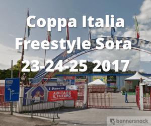 FISR FIHP COPPA ITALIA PATTINAGGIO FREESTYLE SORA 23-24-25 GIUGNO 2017